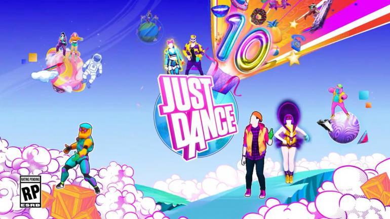 Série Just Dance celebra 10 anos com novo jogo