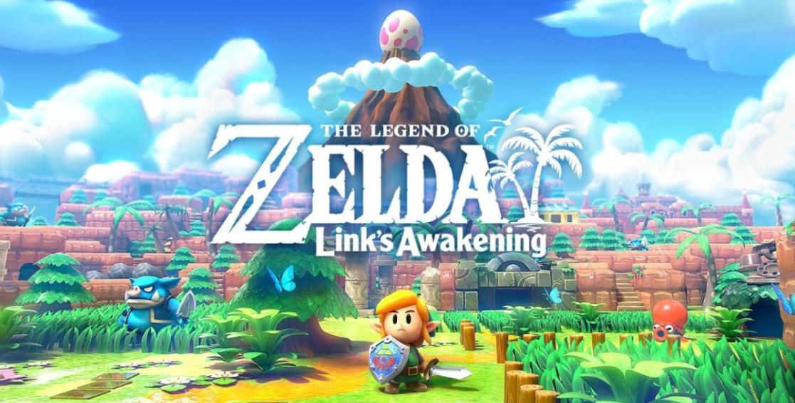 Remake de Link's Awakening já tem data de lançamento