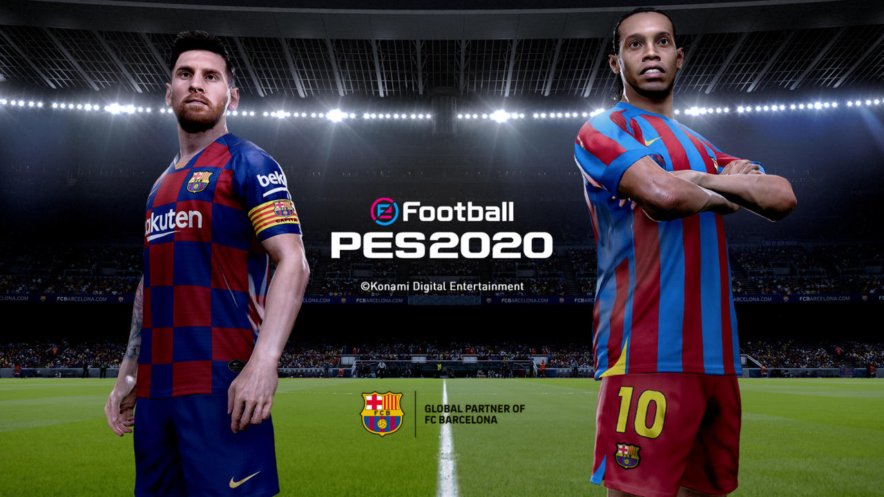 Afinal, porque se chama eSports PES 2020 assim?