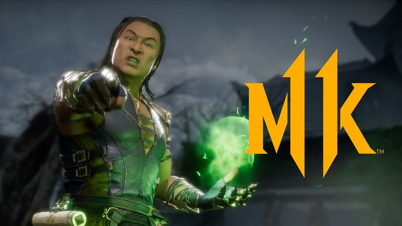 Eis as novas personagens a chegar a Mortal Kombat 11