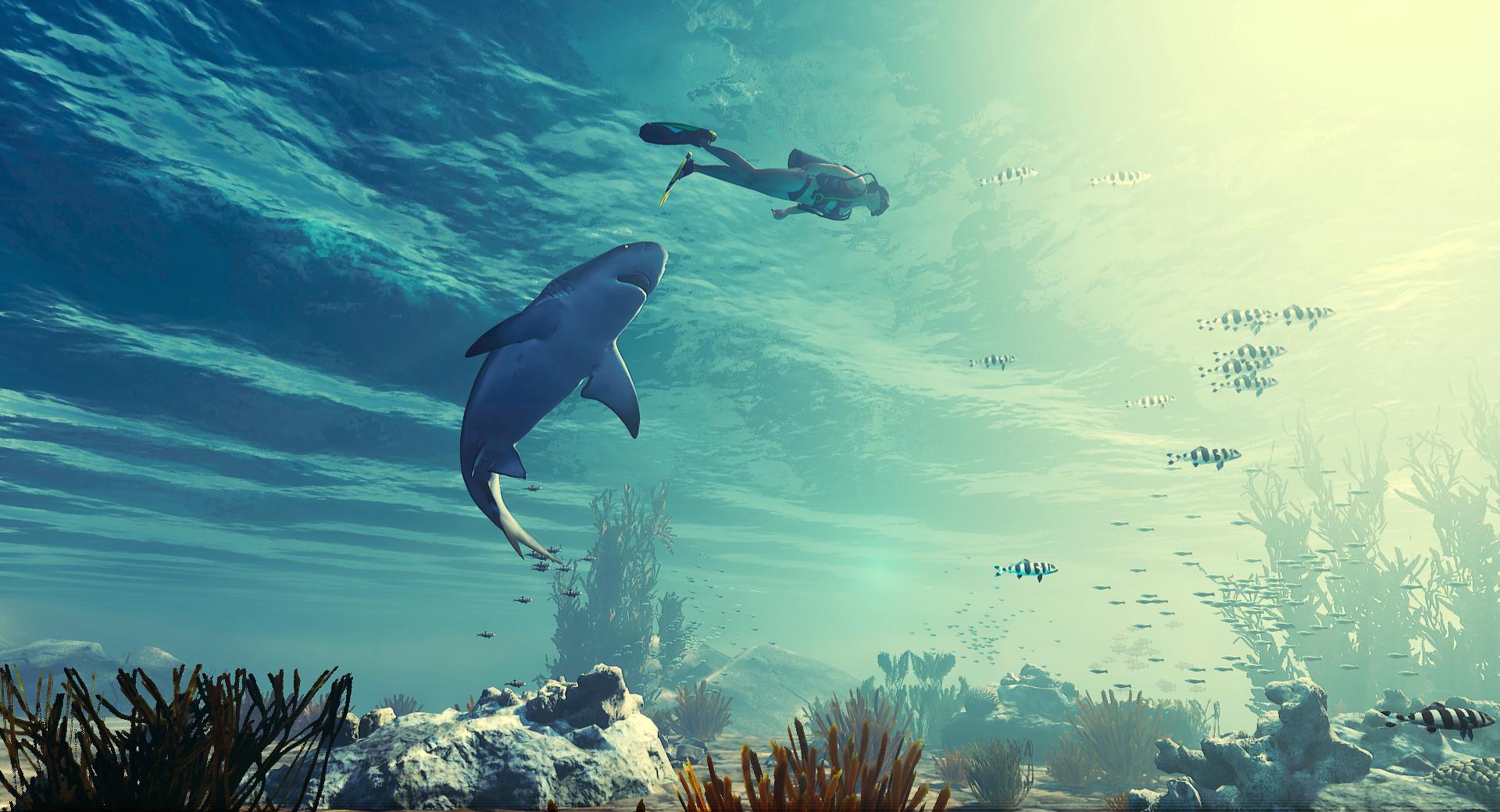 Maneater é o simulador de tubarões que queriam