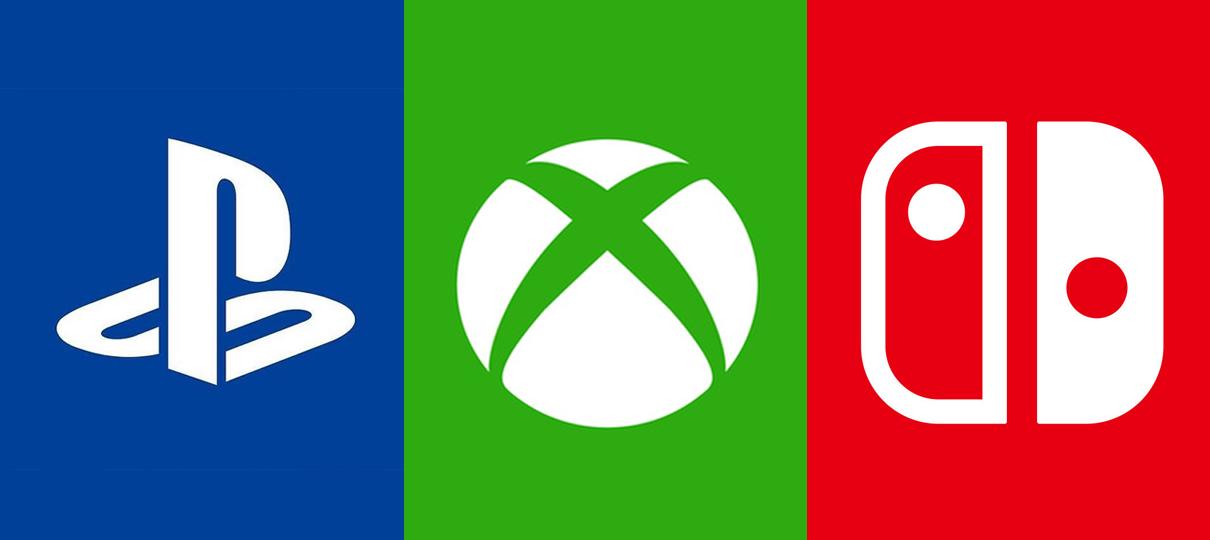 Sony, Microsoft e Nintendo unidas contra as políticas de Trump