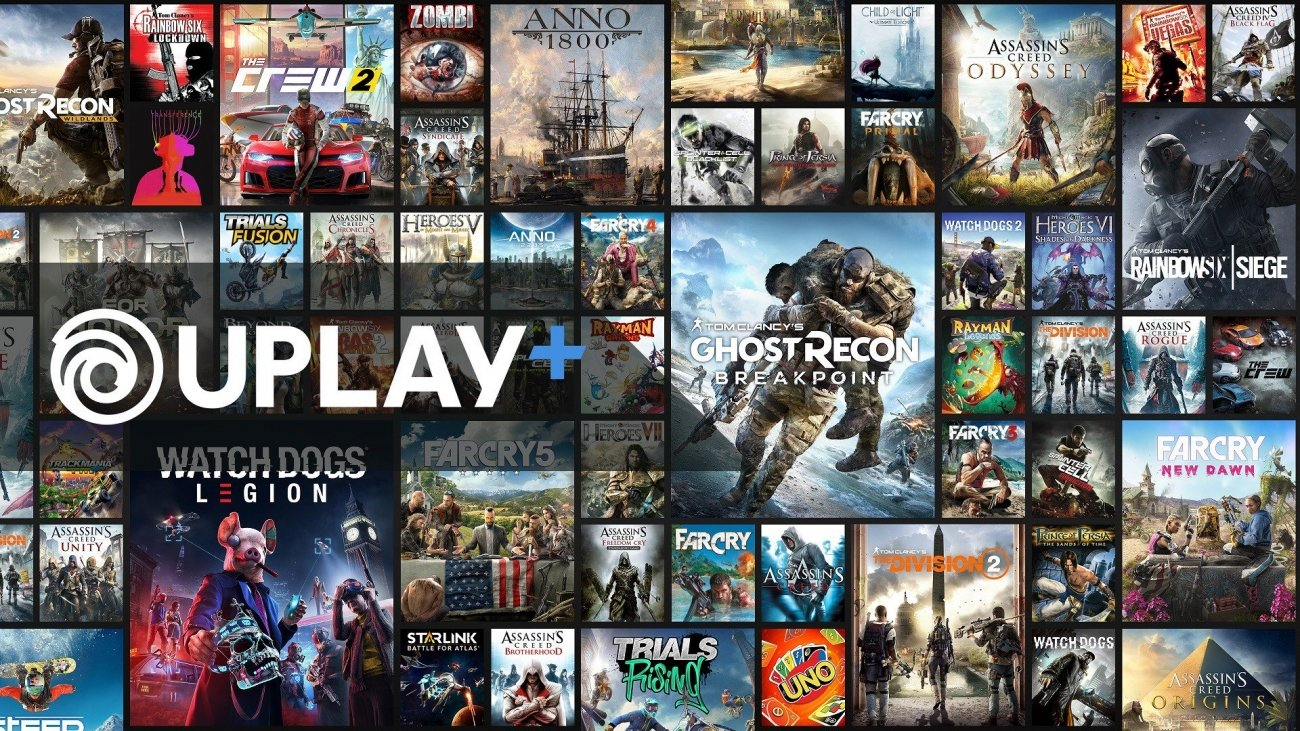 Trial gratuita do Uplay+ até ao final do mês