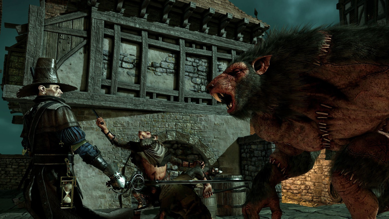 Warhammer: Vermintide II apresenta modo Versus