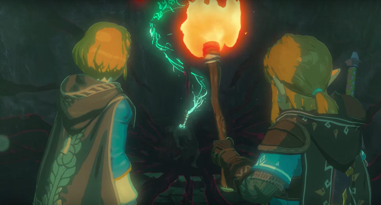 Sequela de The Legend of Zelda: Breath of the Wild em produção.