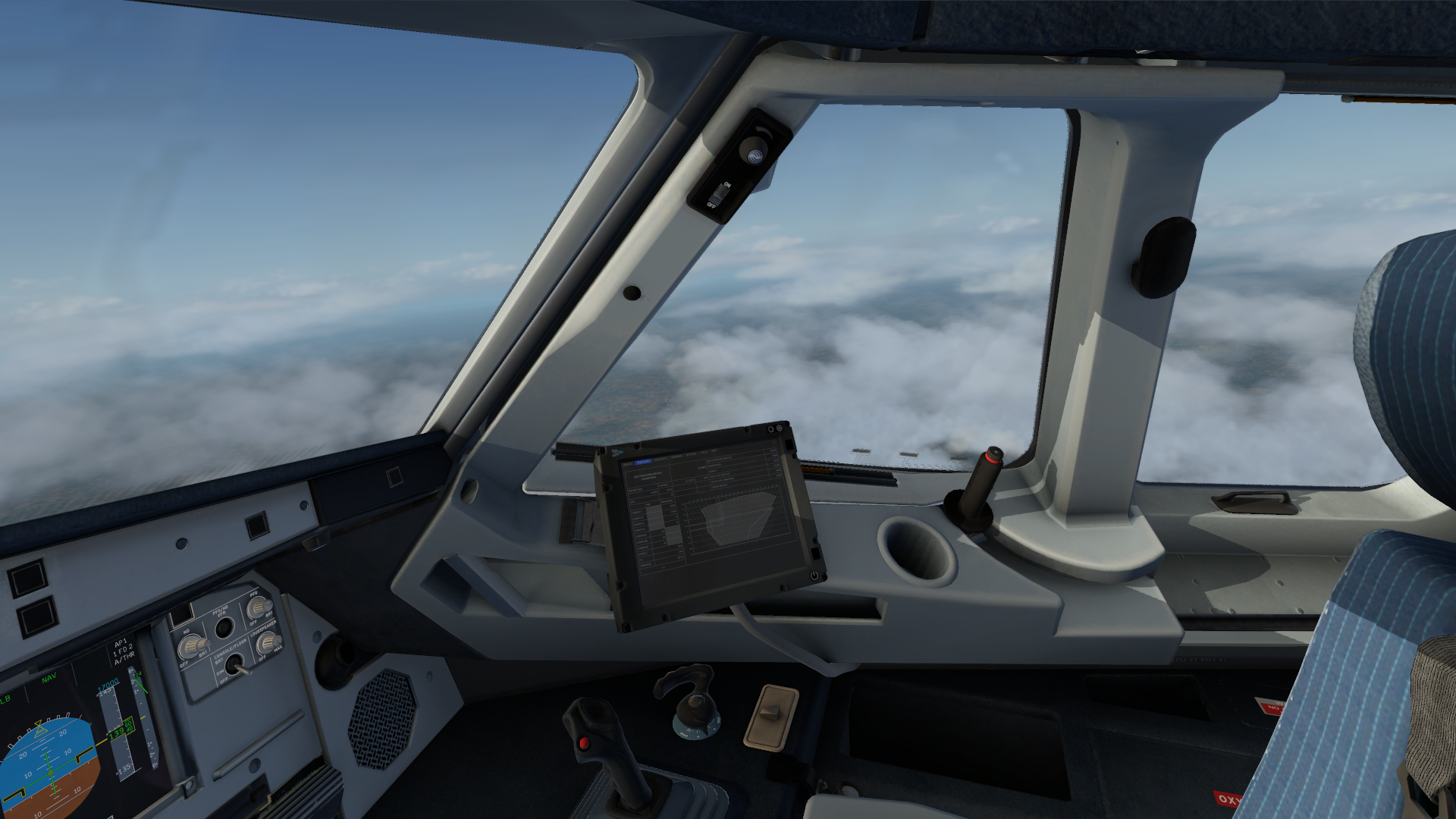 Simuladores - Flight Factor Airbus A320 Ultimate (XP11) - WASD