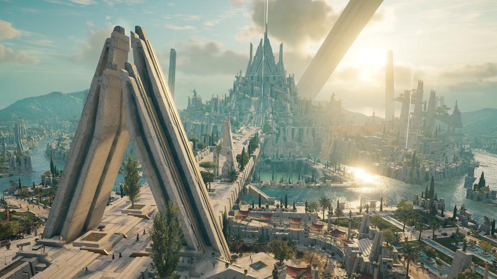 Data para último DLC de Assassin's Creed: Odyssey