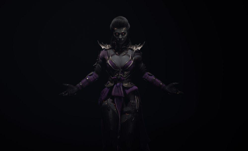 Sindel está a chegar a Mortal Kombat 11