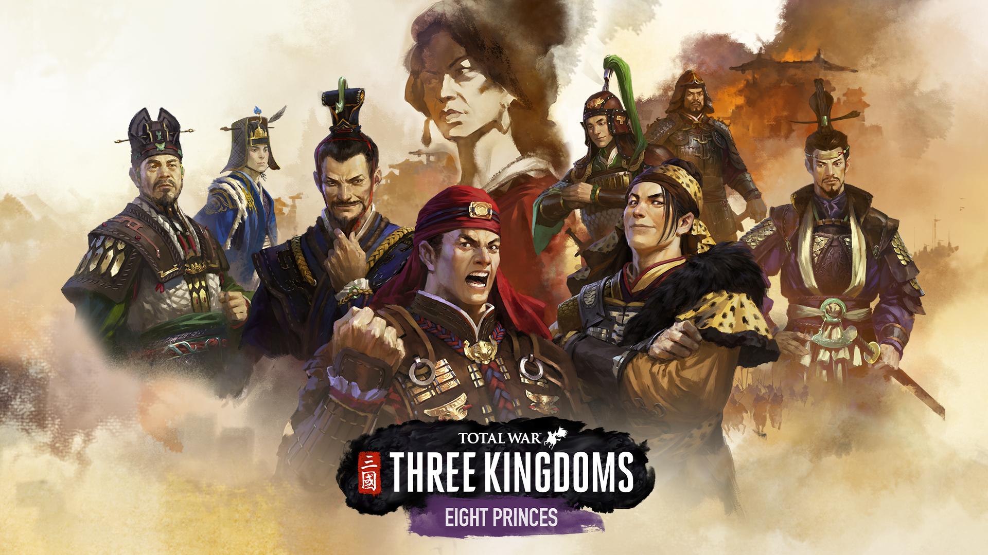 Primeiro DLC para Total War: Three Kingdoms em Agosto