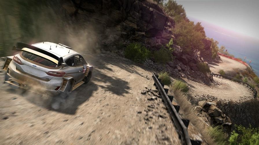 WRC 8 terá o modo de carreira redesenhado