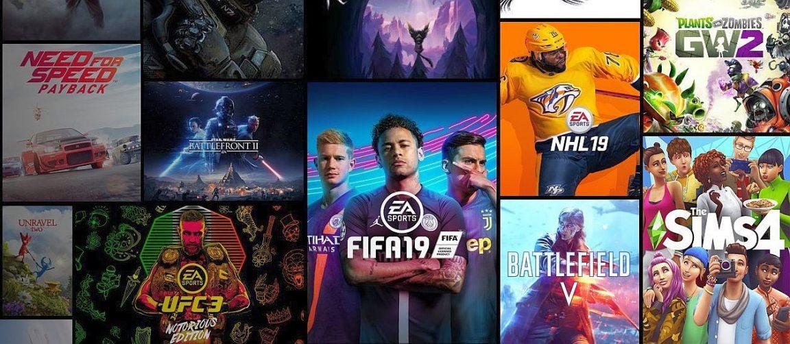 EA Access já disponível na PlayStation 4