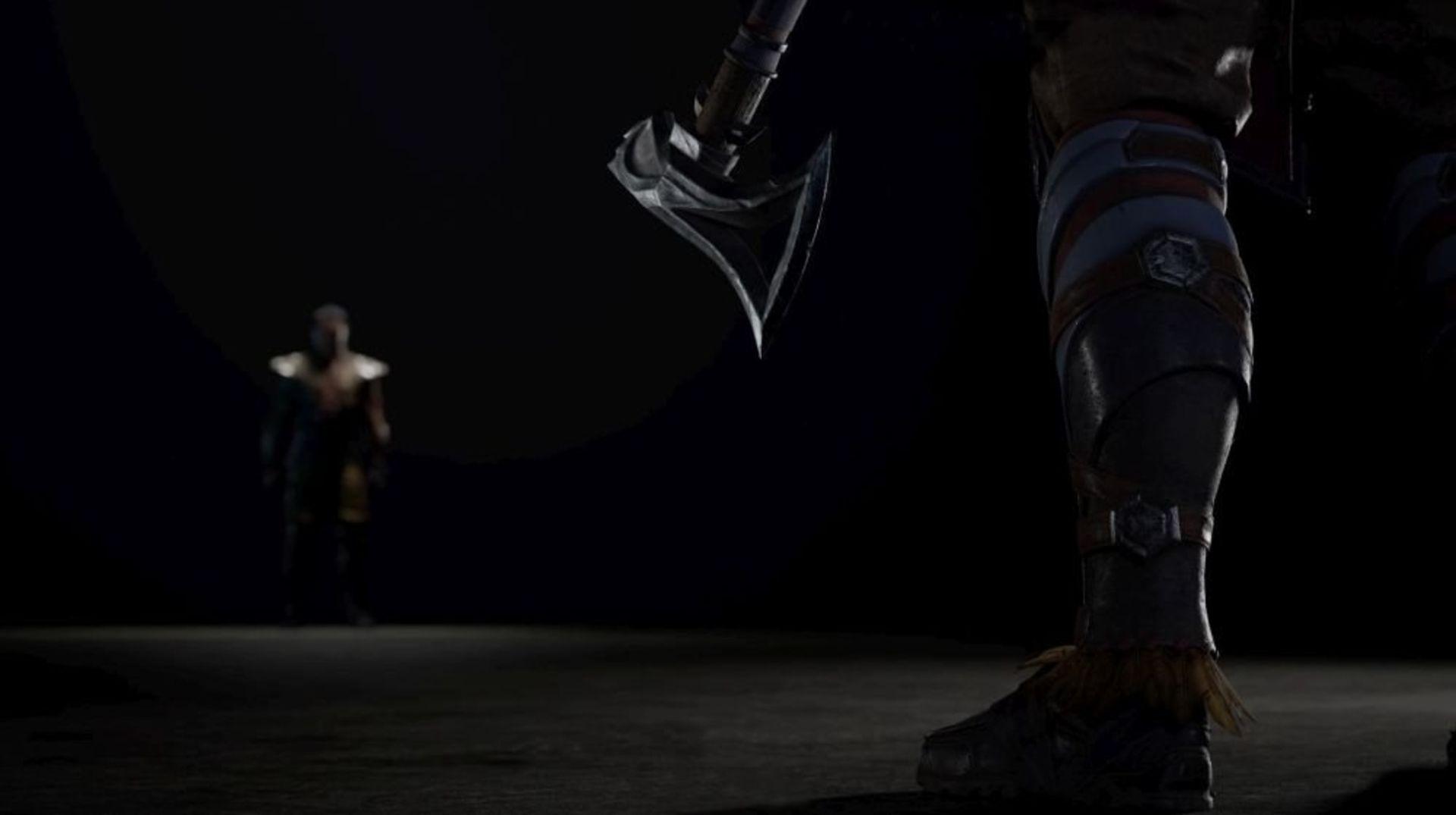 Vem aí Nightwolf para Mortal Kombat 11