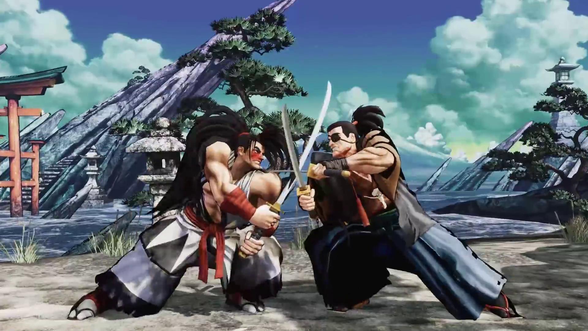 Samurai Shodown já tem data de lançamento para a Nintendo Switch