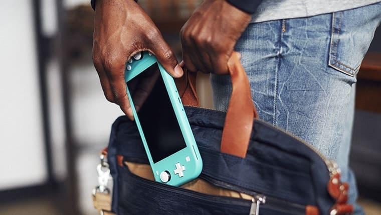 Nintendo apresenta a nova Nintendo Switch Lite