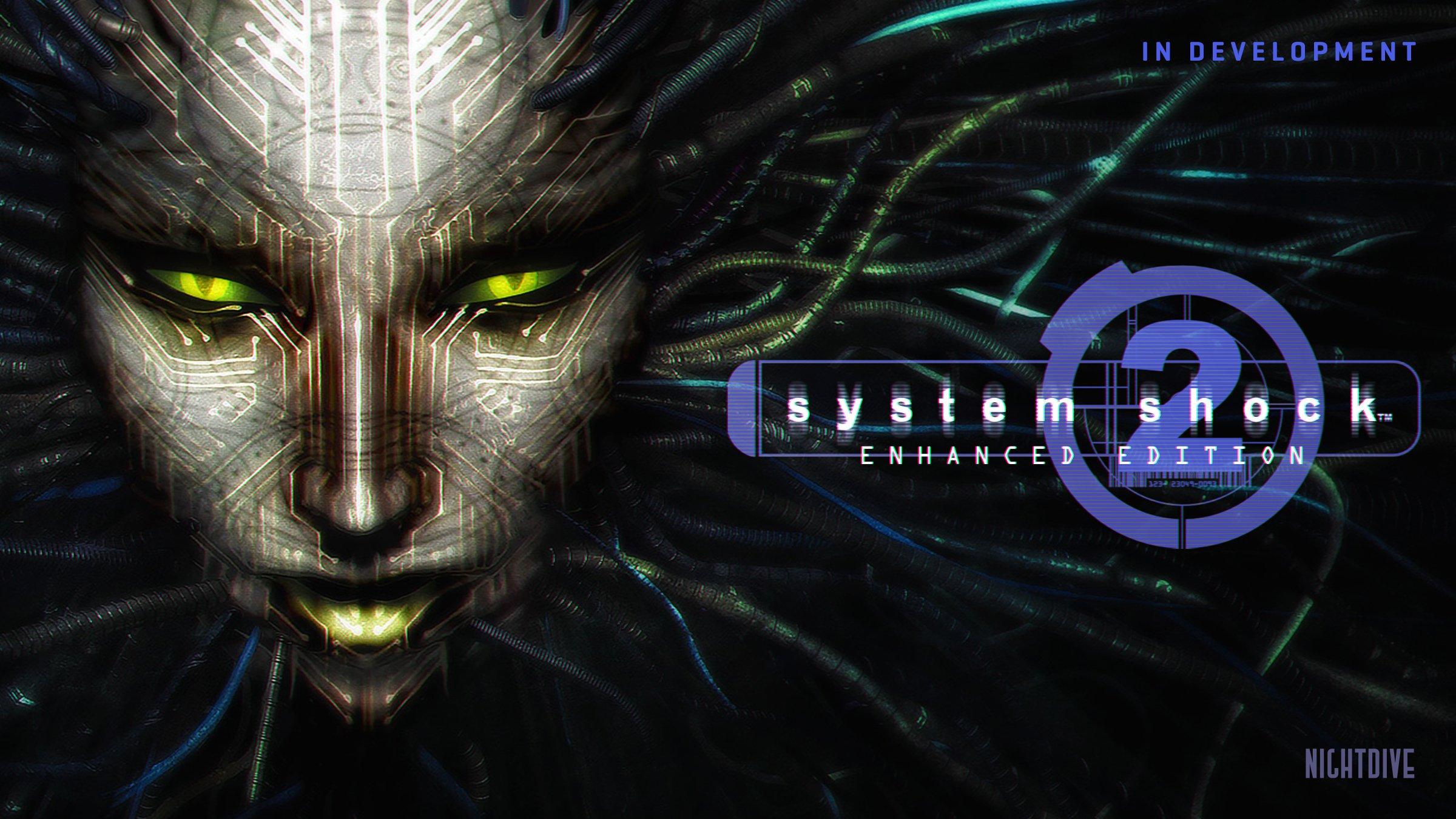 Também System Shock 2 terá uma reedição