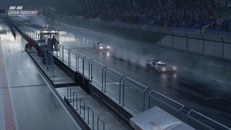 Finalmente, a chuva em Gran Turismo Sport