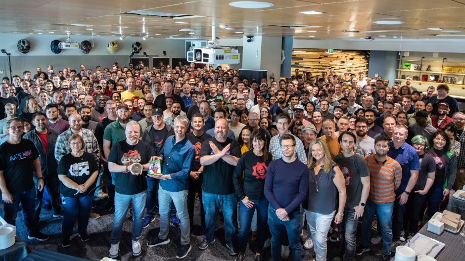 Gears of War 5 está Gold