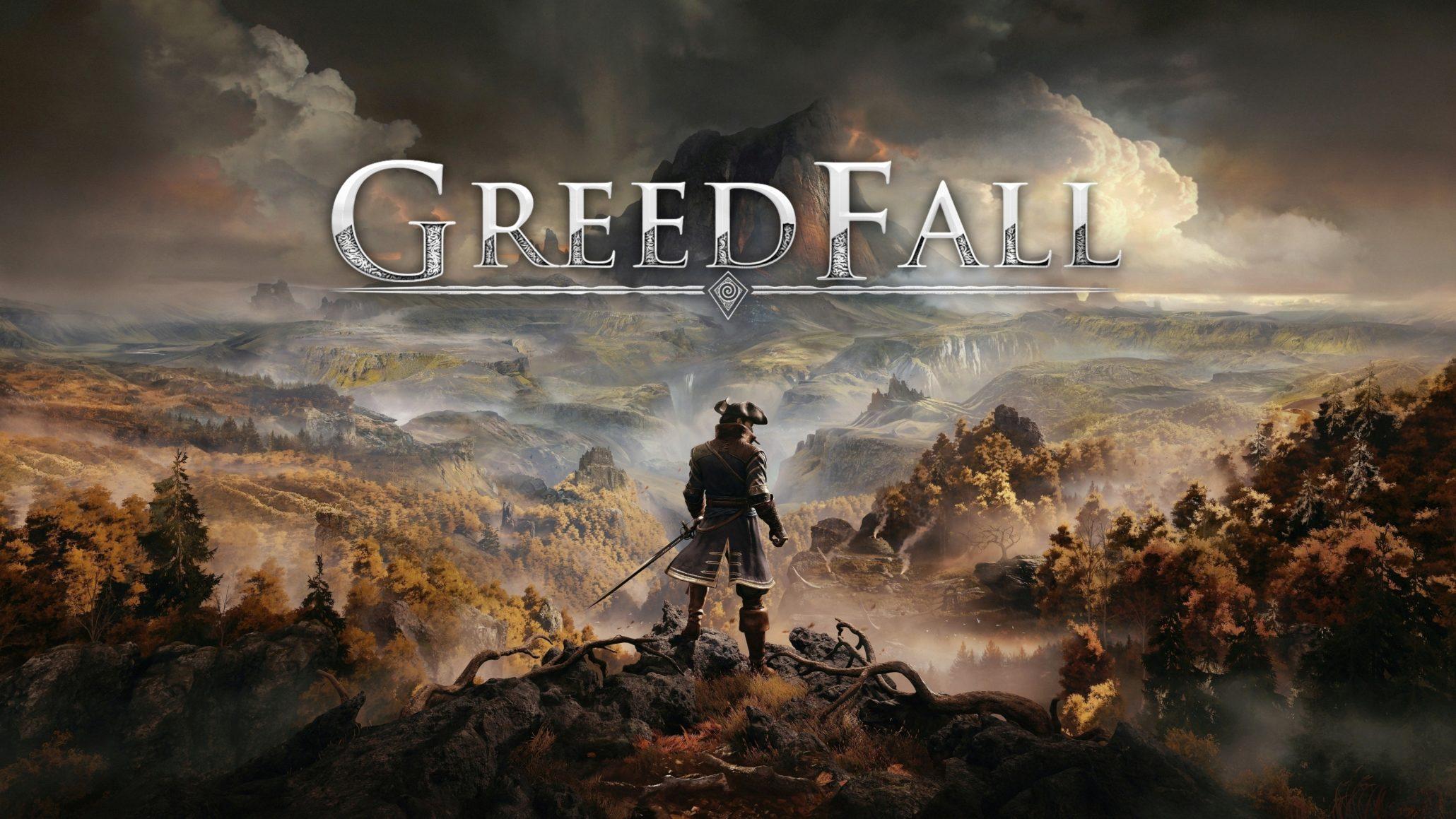 Trailer de lançamento para GreedFall