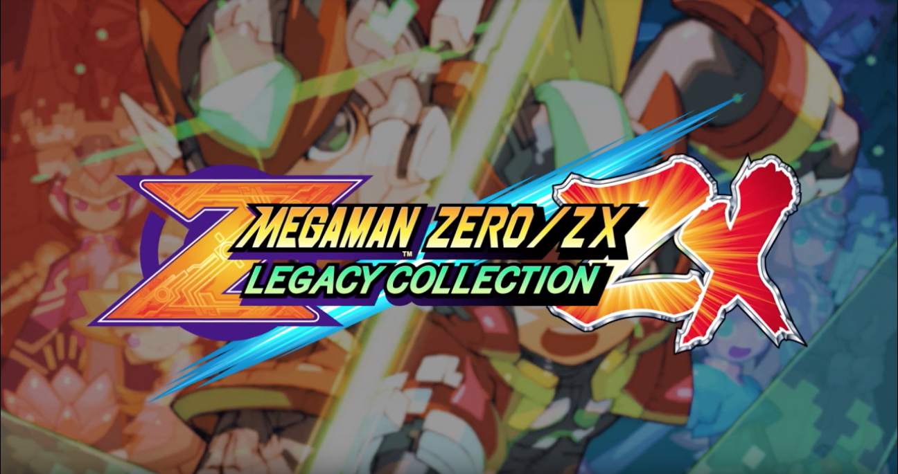 Mega Man Zero/ZX Legacy Collection anunciada
