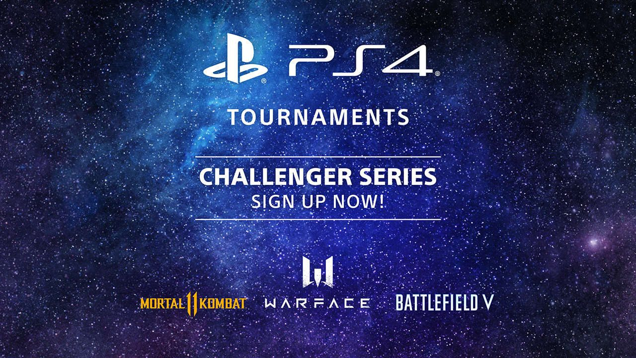 PlayStation anuncia os Torneios PS4: Challenger Series