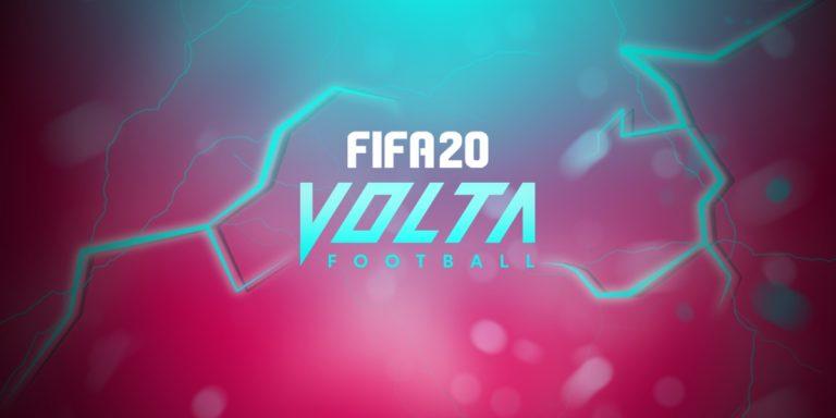 Revivam FIFA Street no modo VOLTA de FIFA 20