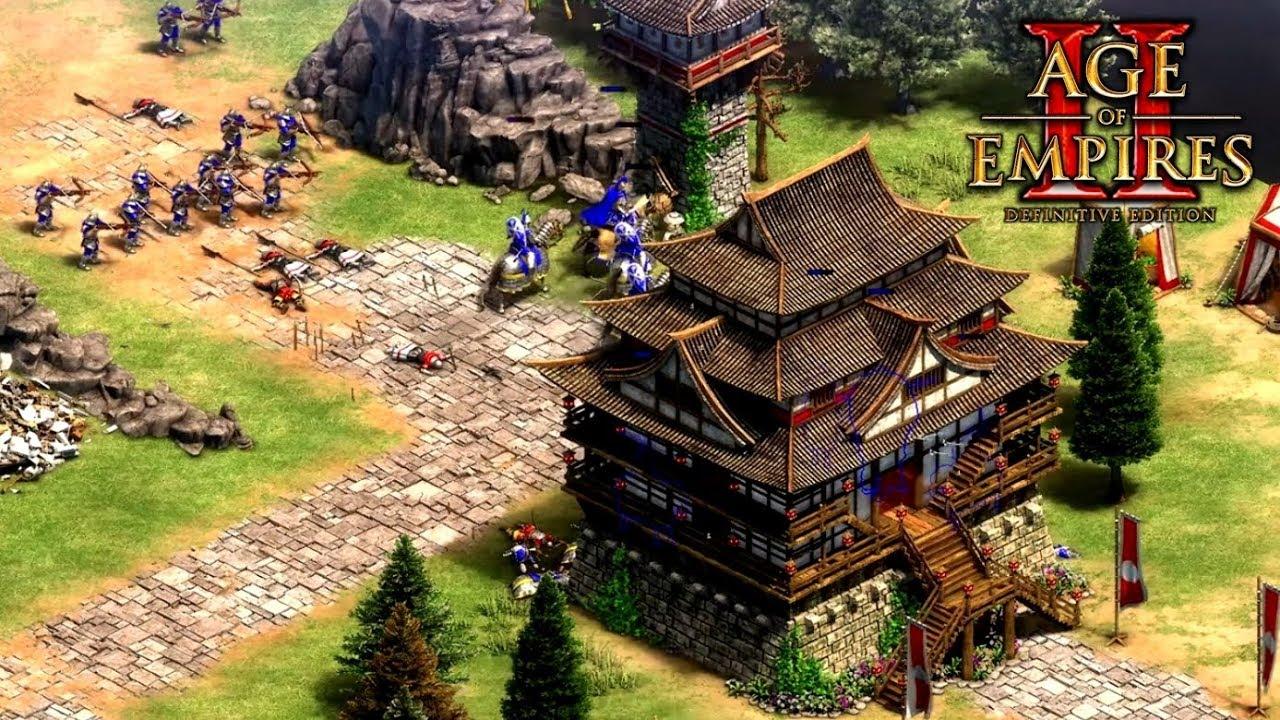 Age of Empires II: Definitive Edition chega em Novembro