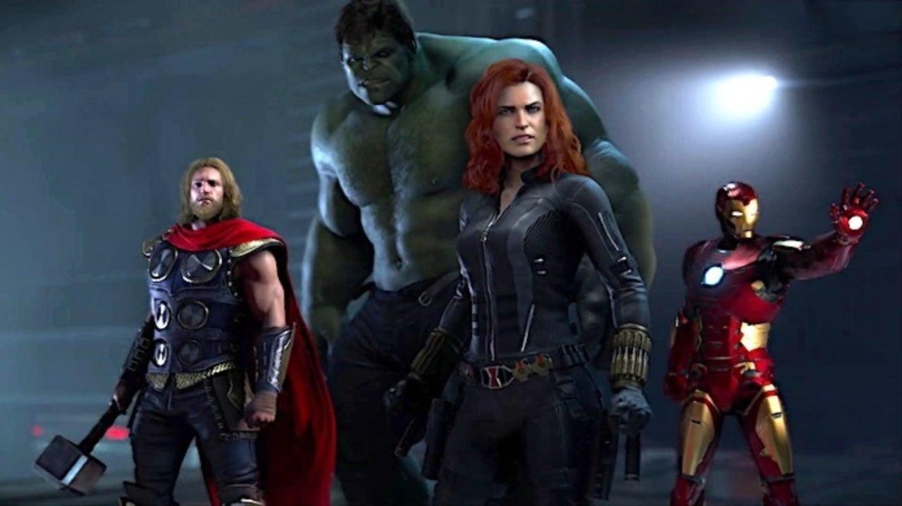 19 minutos de jogabilidade em Marvel's Avengers