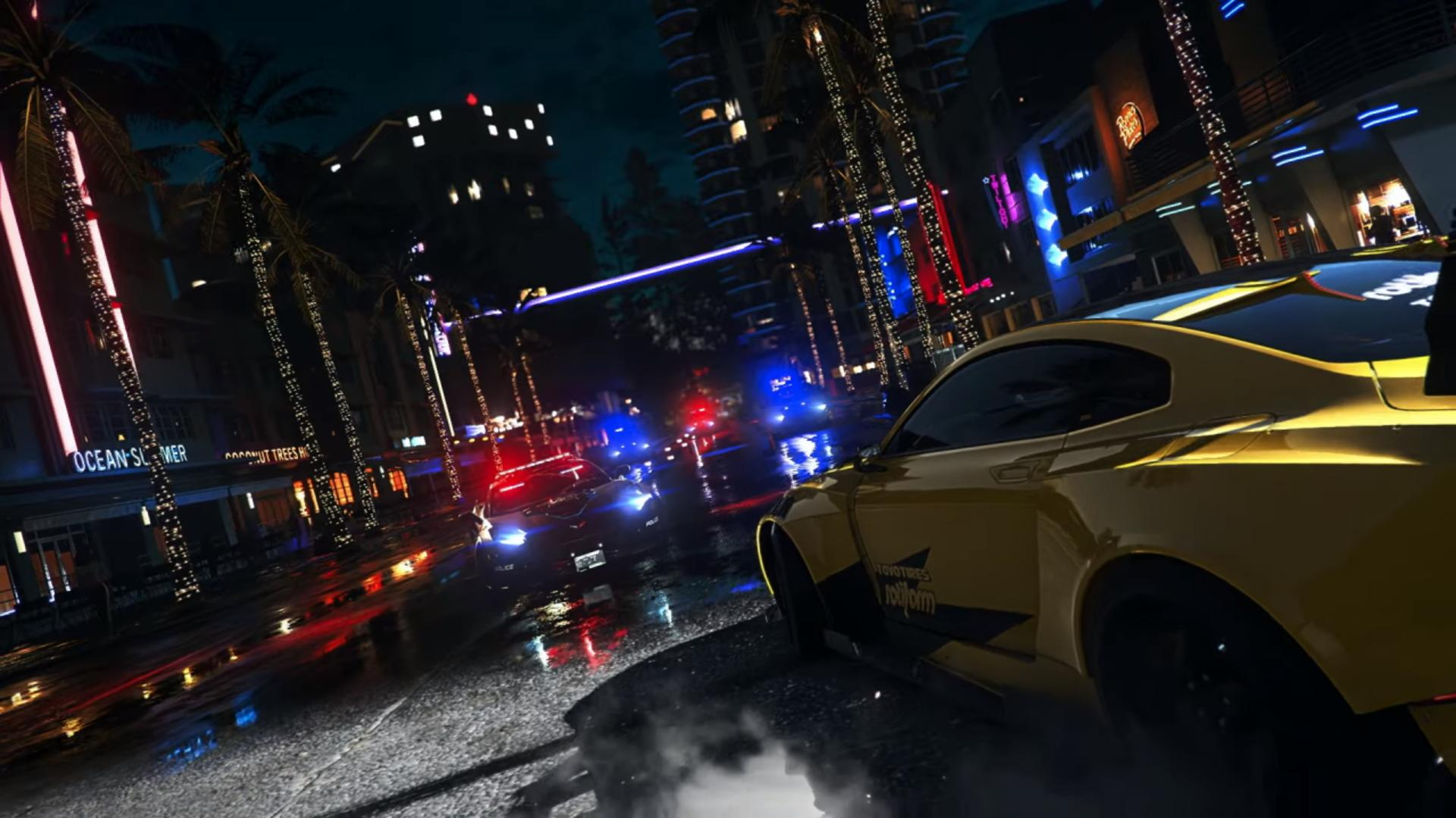 "Need for Speed: Heat é o primeiro jogo ""cross-play"" da EA"