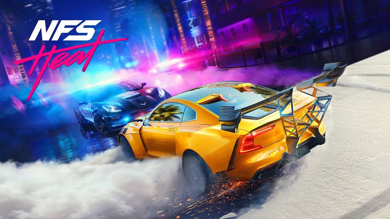 Need for Speed: Heat oficialmente revelado, chega em Novembro