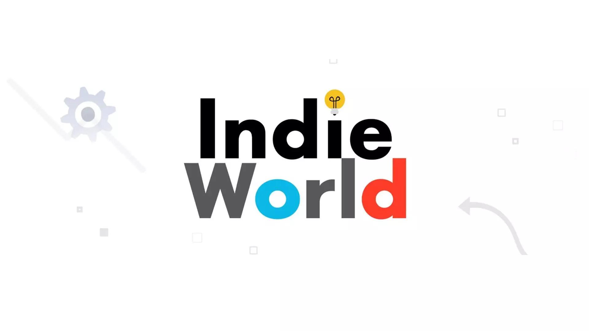 Todos os jogos anunciados no Nintendo Indie World