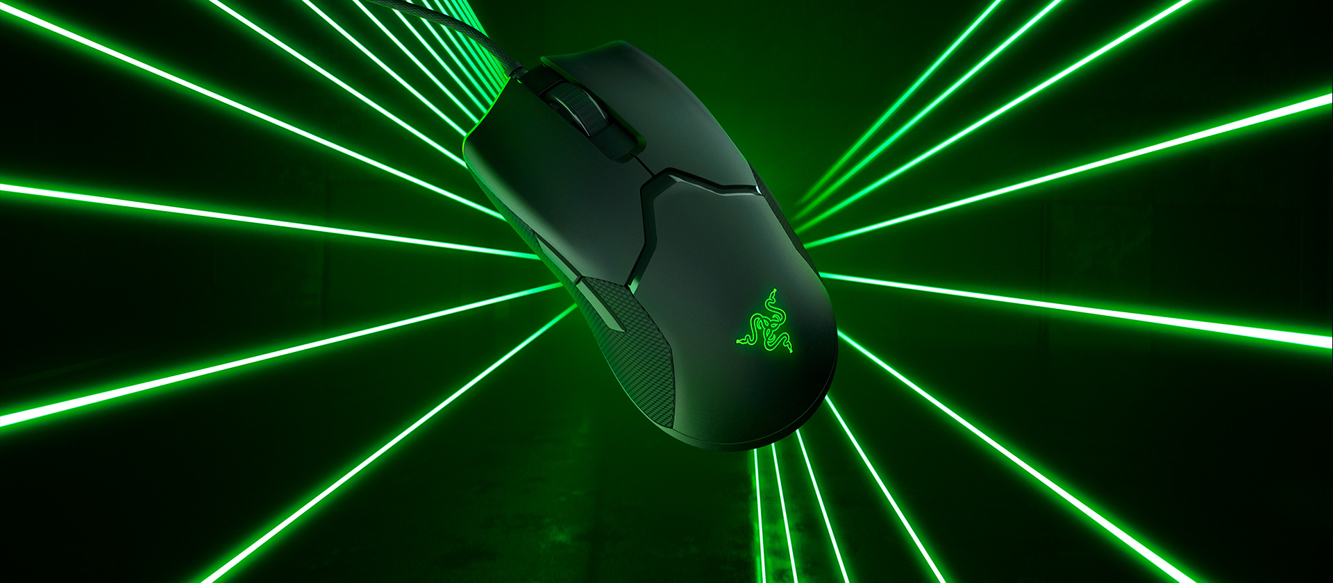 Novo rato da Razer leva os jogadores de eSports a outro nível
