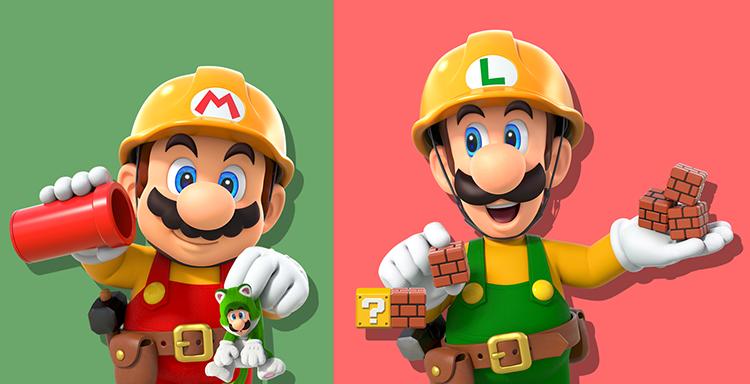 Passatempo: Super Mario Maker 2