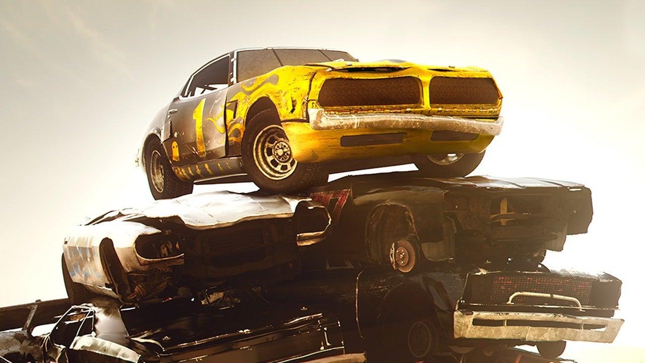 Trailer mostra Wreckfest na PlayStation 5