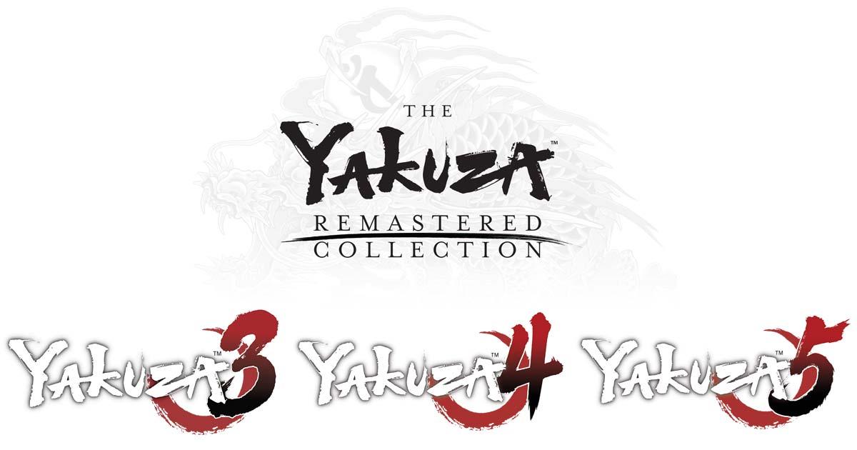 Yakuza: Remastered Collection a caminho da PlayStation 4