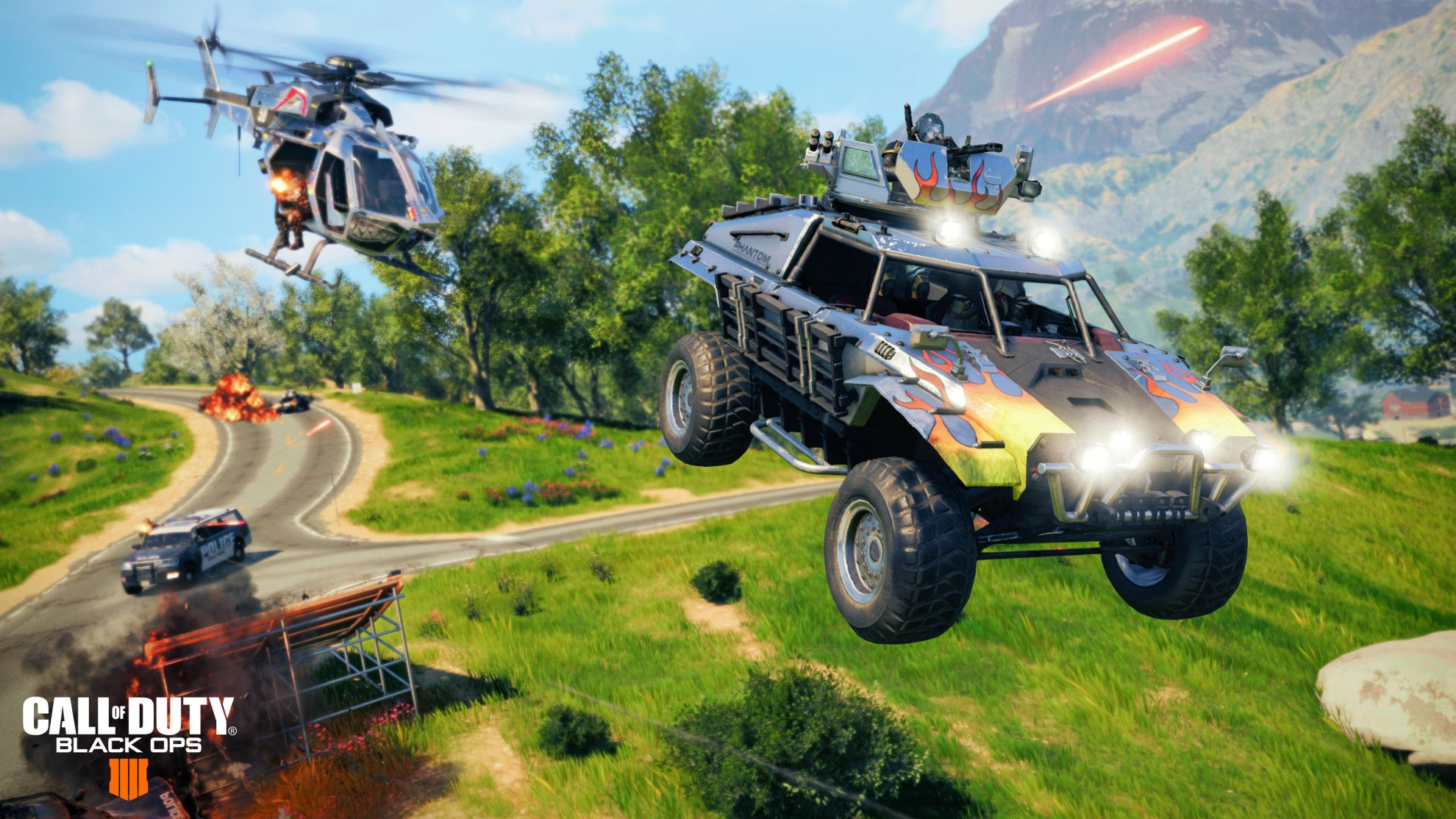 """Operation Dark Divide"" de Call of Duty: Black Ops 4 já disponível na PS4"