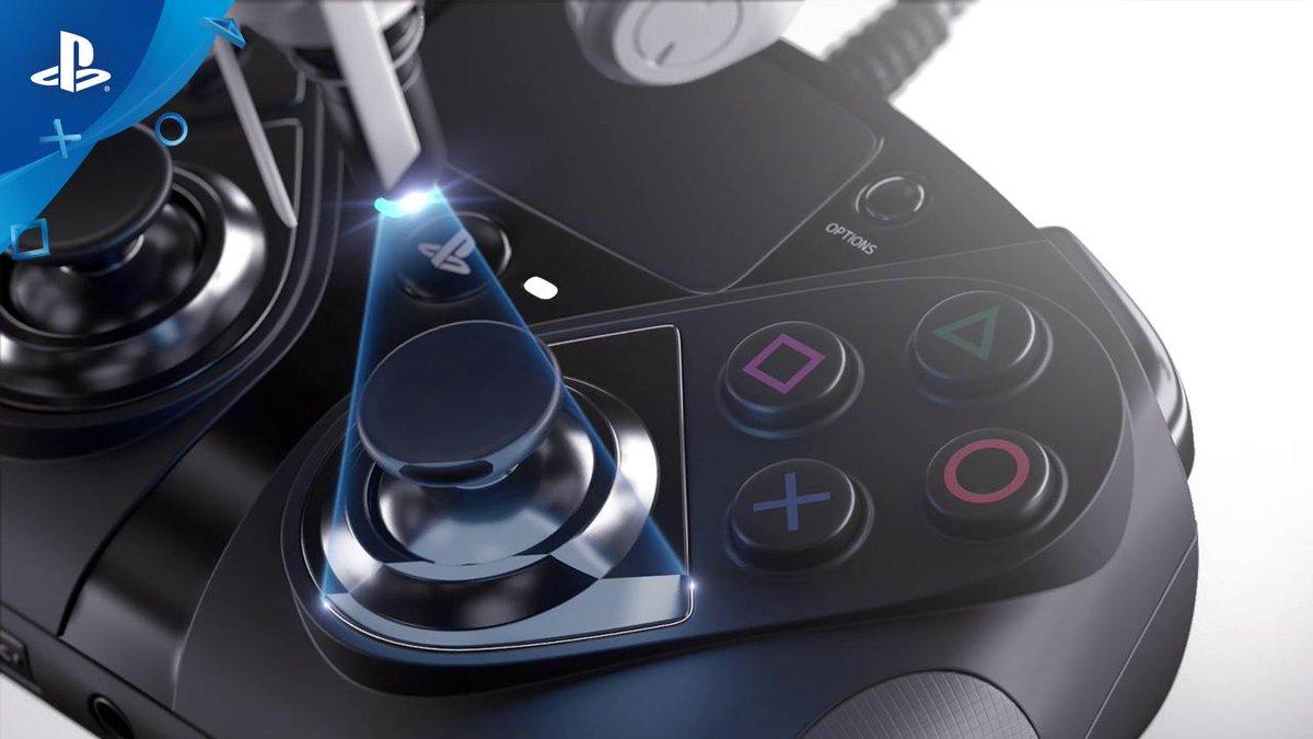 Novo Gamepad da Thrustmaster para PS4 anunciado