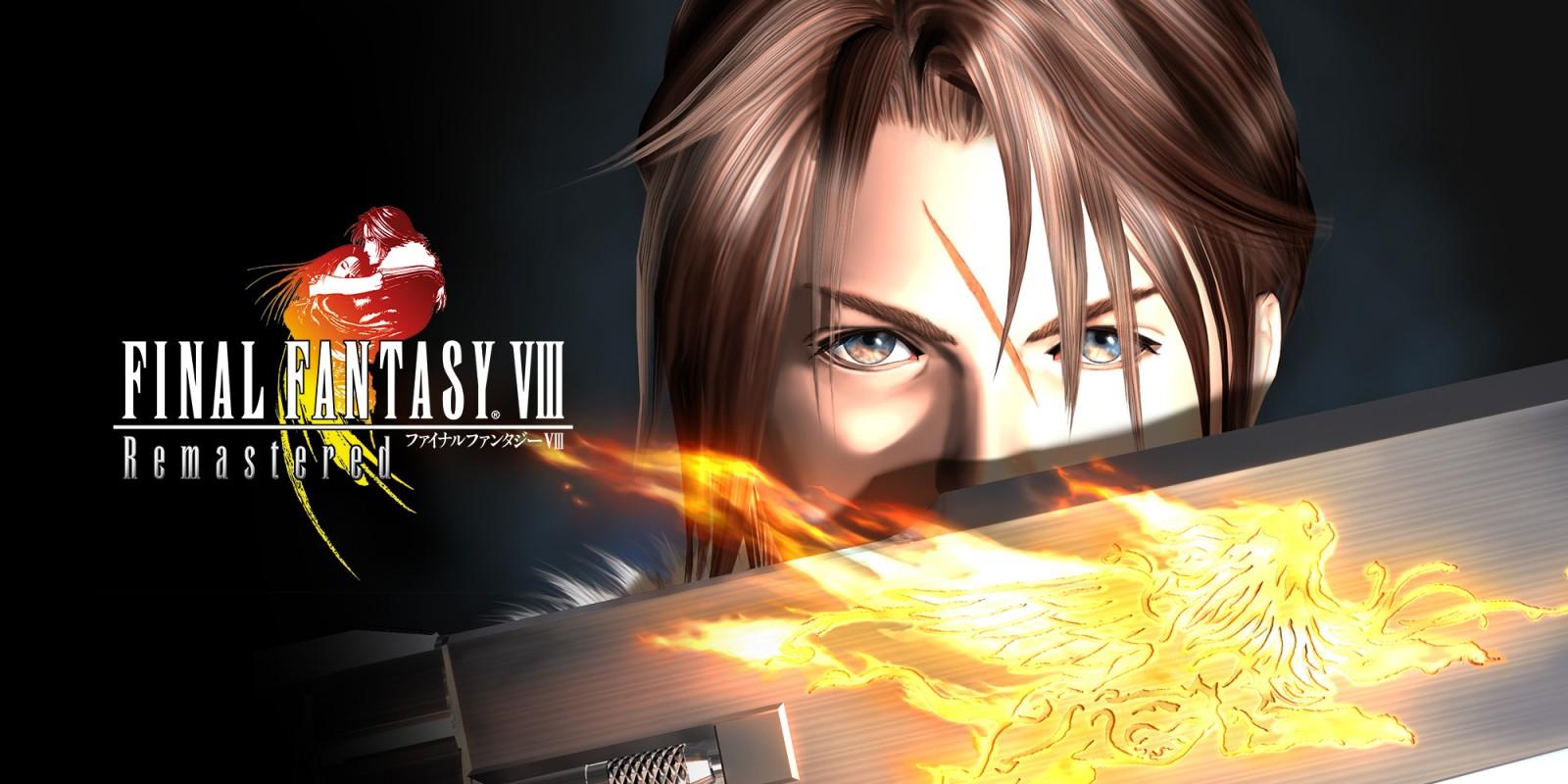 Por dentro de Final Fantasy VIII Remastered