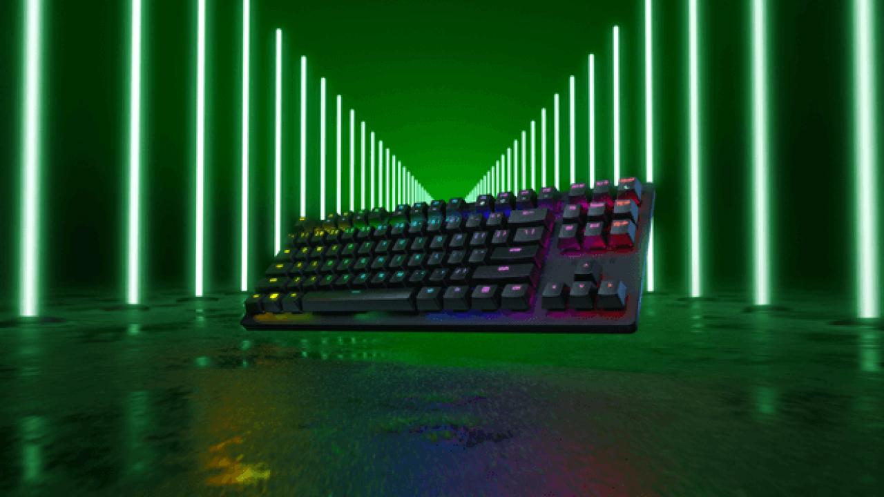 Razer apresenta o teclado Huntsman Tournament Edition