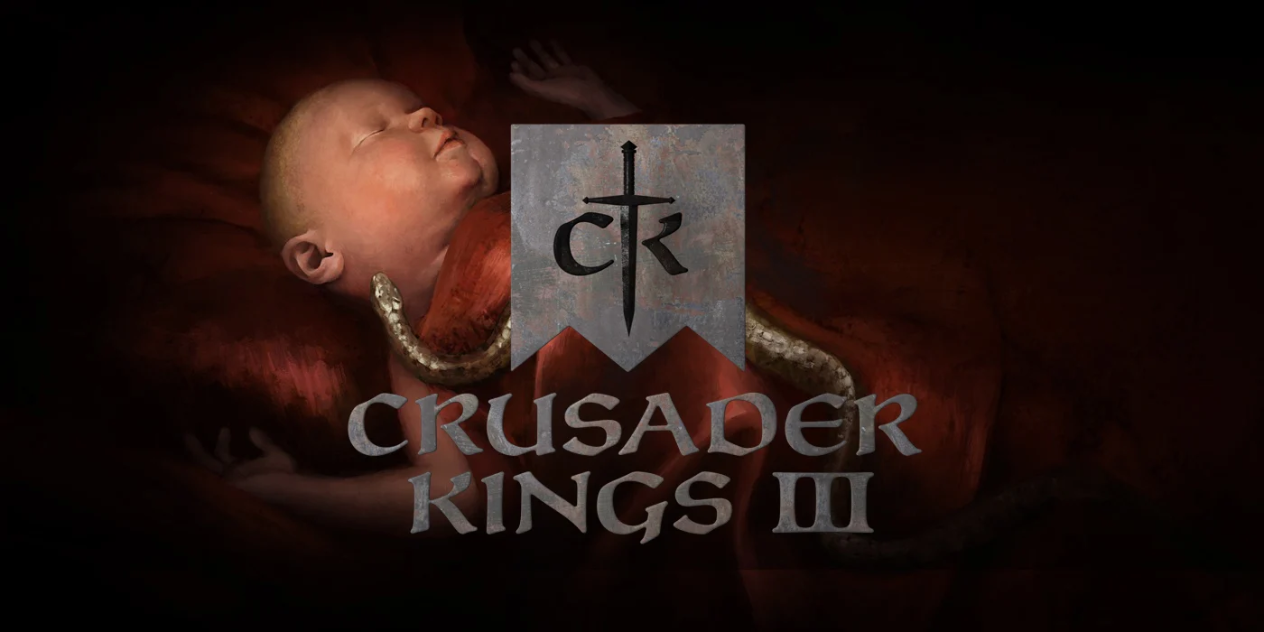 Trailer de história e data para Crusader Kings III