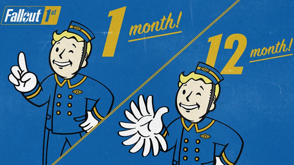 """Fallout 76 com nova subscrição """"Premium"""""""