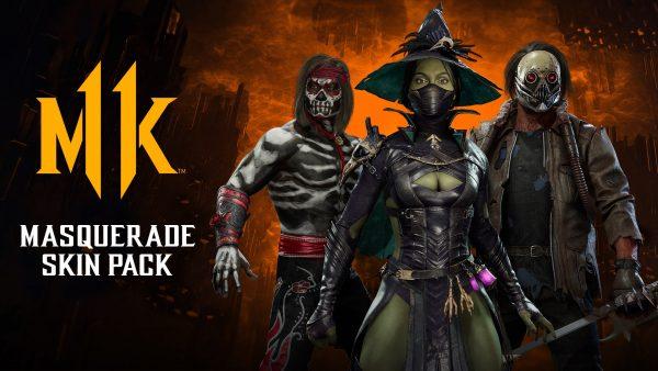 Celebrem o Halloween em Mortal Kombat 11