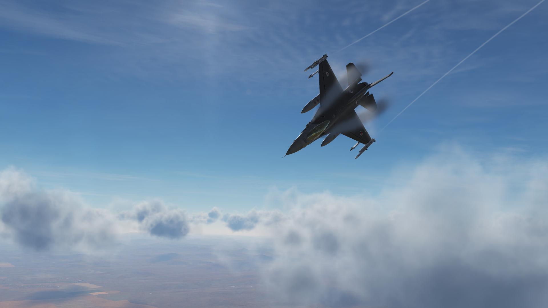 Simuladores – DCS: F-16C Viper