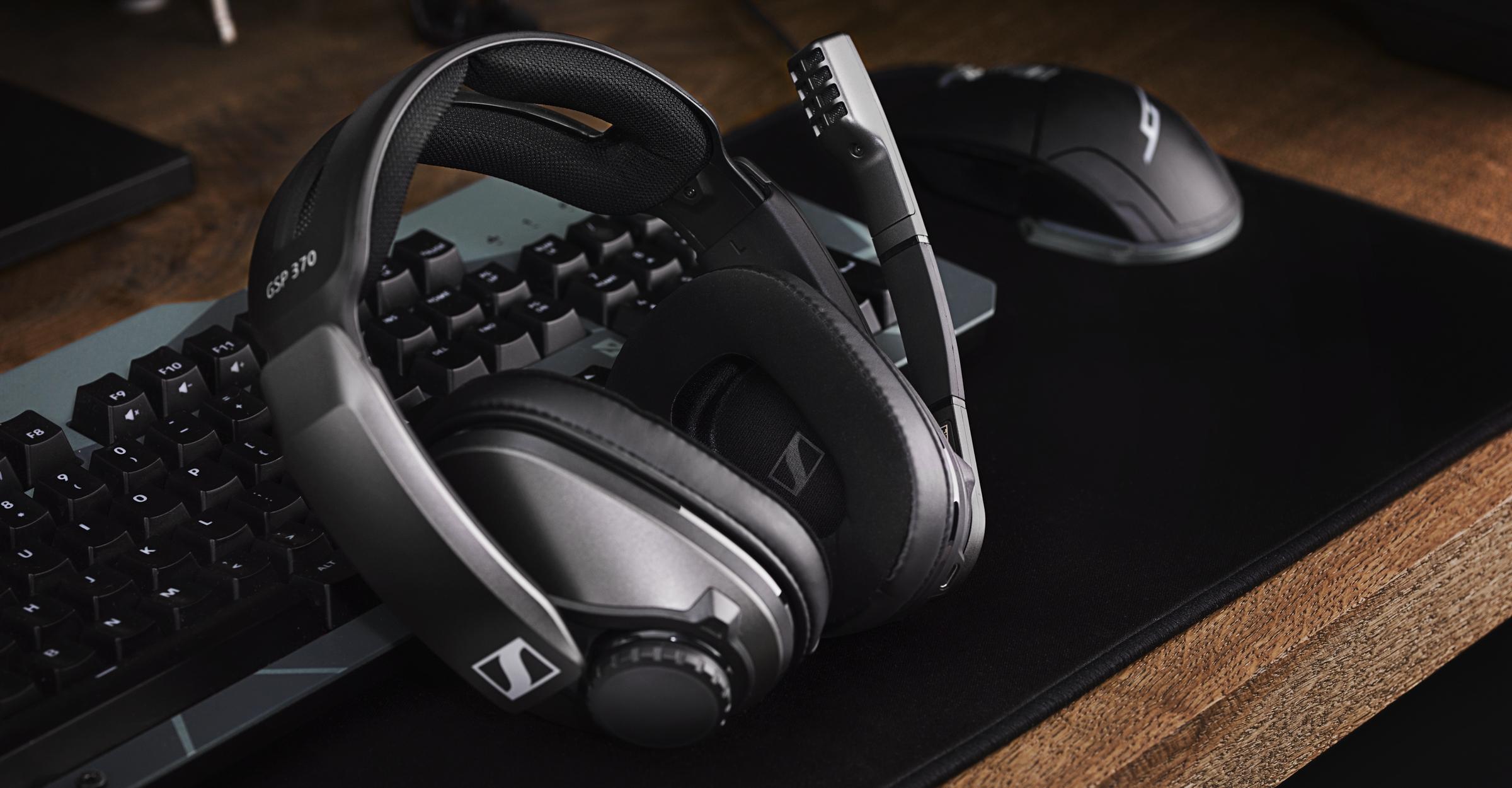 Sennheiser anuncia headset wireless para PlayStation 4