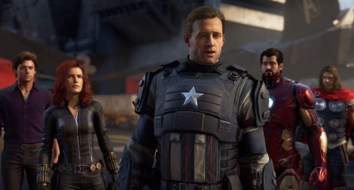 Marvel's Avengers adiado para Setembro