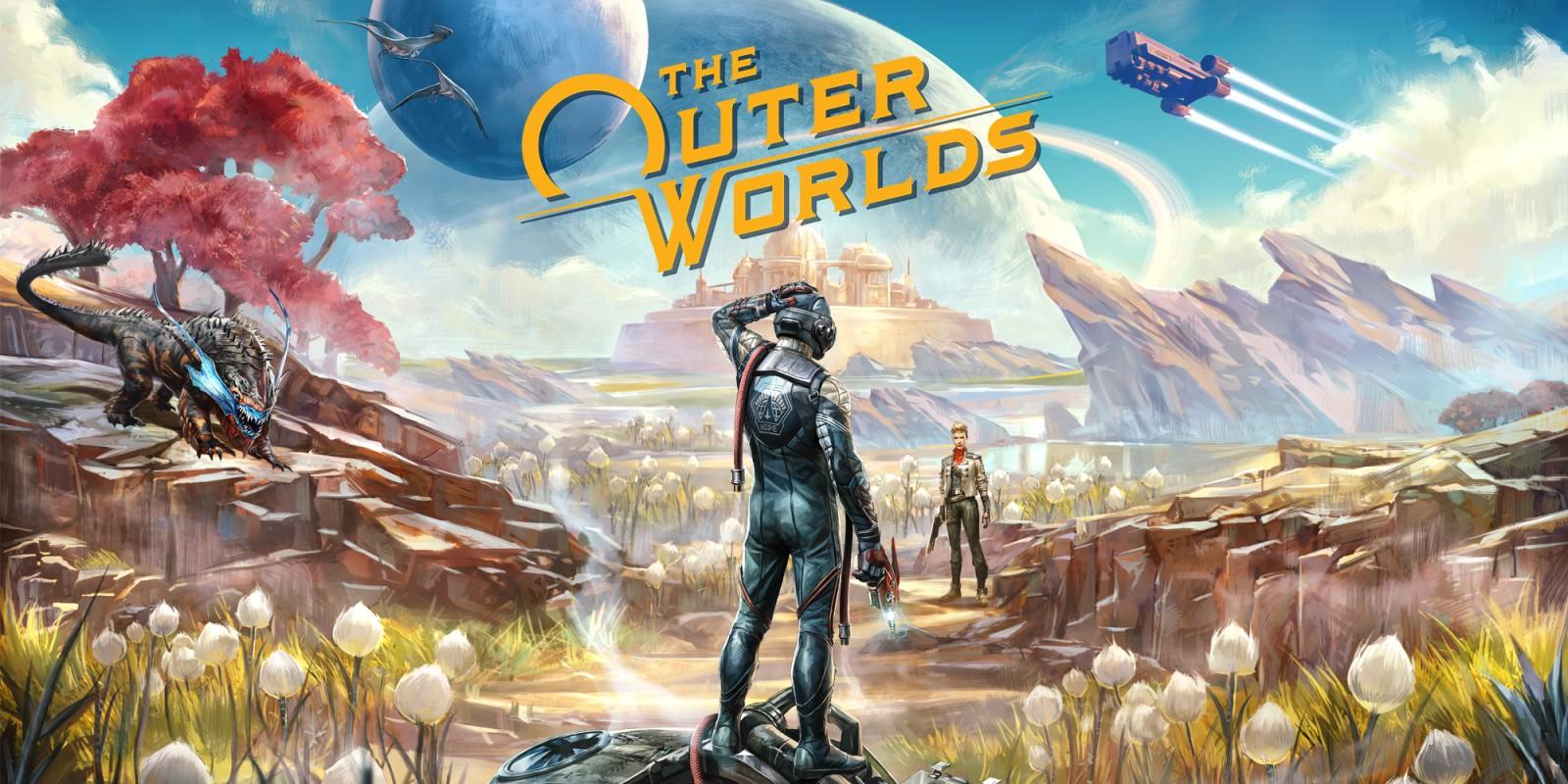 Trailer de lançamento para The Outer Worlds