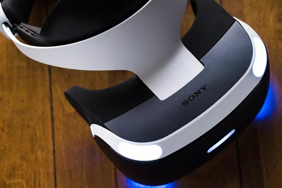 Patente revela a ideia da Sony para PlayStation VR 2