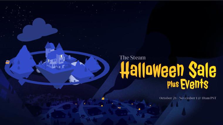 Saldos de Halloween já começaram no Steam