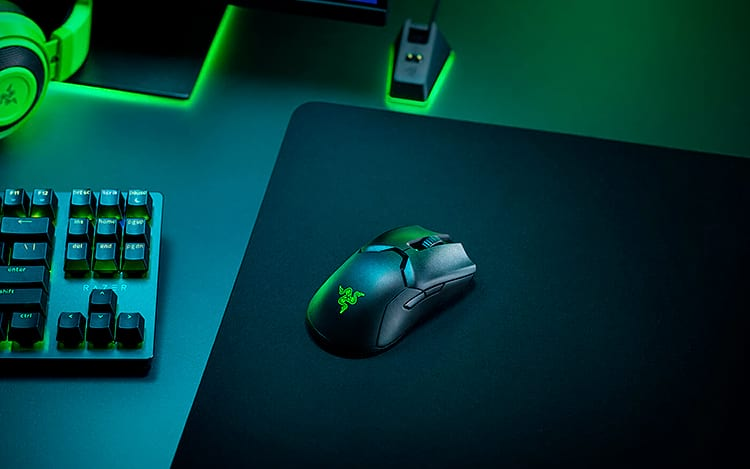 Razer apresenta rato wireless Viper Ultimate