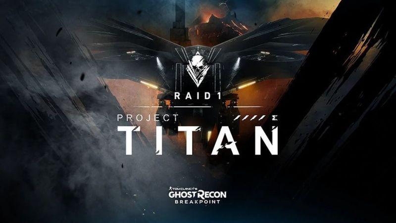 Estreia hoje o primeiro Raid em Ghost Recon: Breakpoint