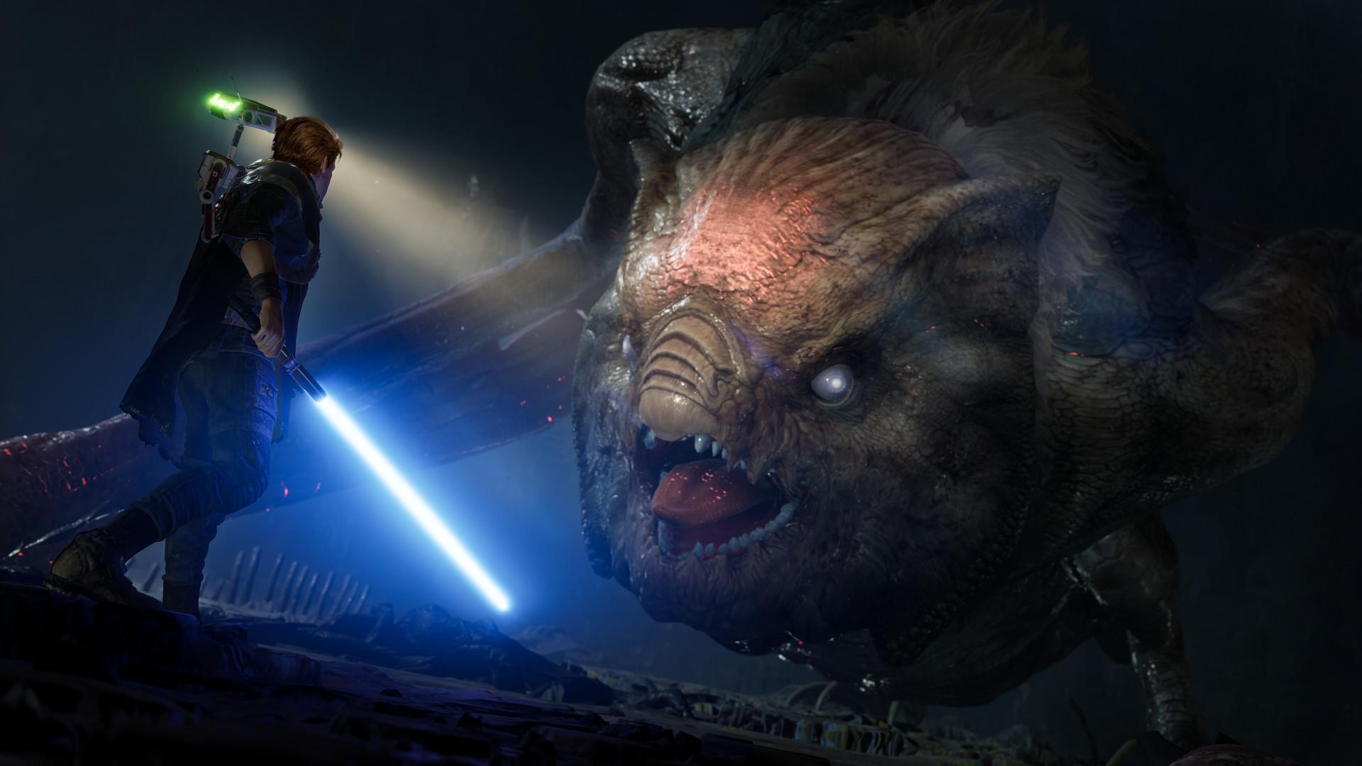 Star Wars Jedi: Fallen Order é um sucesso de vendas